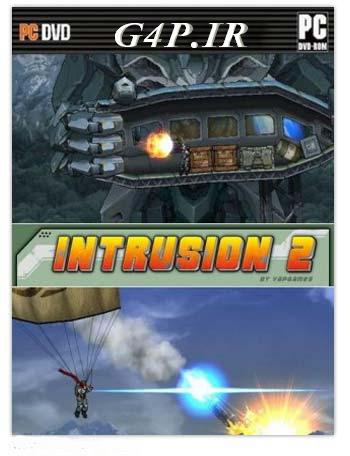 بازی کم حجم و اکشن نفوذ Intrusion 2 v1.0 Full