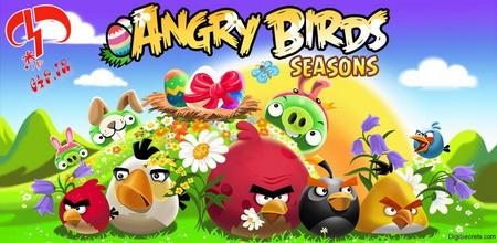 دانلود بازی انگری بردز فصول Angry Birds Seasons 2.5.0 برای کامپیوتر + کرک