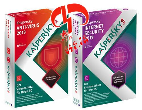 دانلود Kaspersky Antivirus & Internet Security 2013 v13.0.1.4190