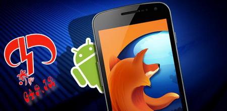 دانلود موزیلا فایرفاکس برای آندروید Mozilla Firefox Android v15.0 Final