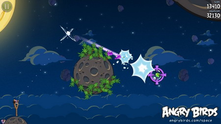 Angry Birds Space 1.3.0