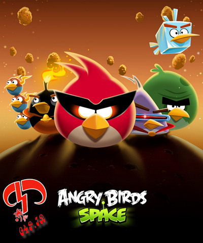 دانلود بازی انگری بردز اسپیس Angry Birds Space 1.3.0 برای PC کامپیوتر کرک شده