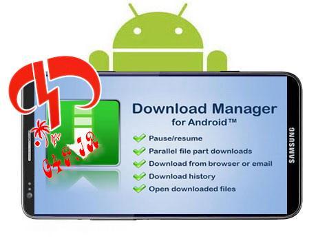 مدیریت دانلود در آندروید با نرم افزار Internet Download Manager 1.0
