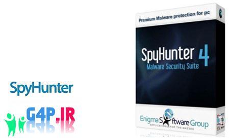 مقابله با جاسوس افزارها توسط نرم افزار SpyHunter 4.9.12.4023