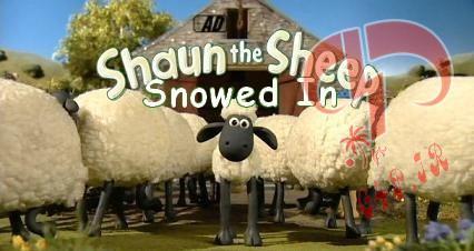 دانلود انیمیشن Shaun The Sheep 2010 Snowed In